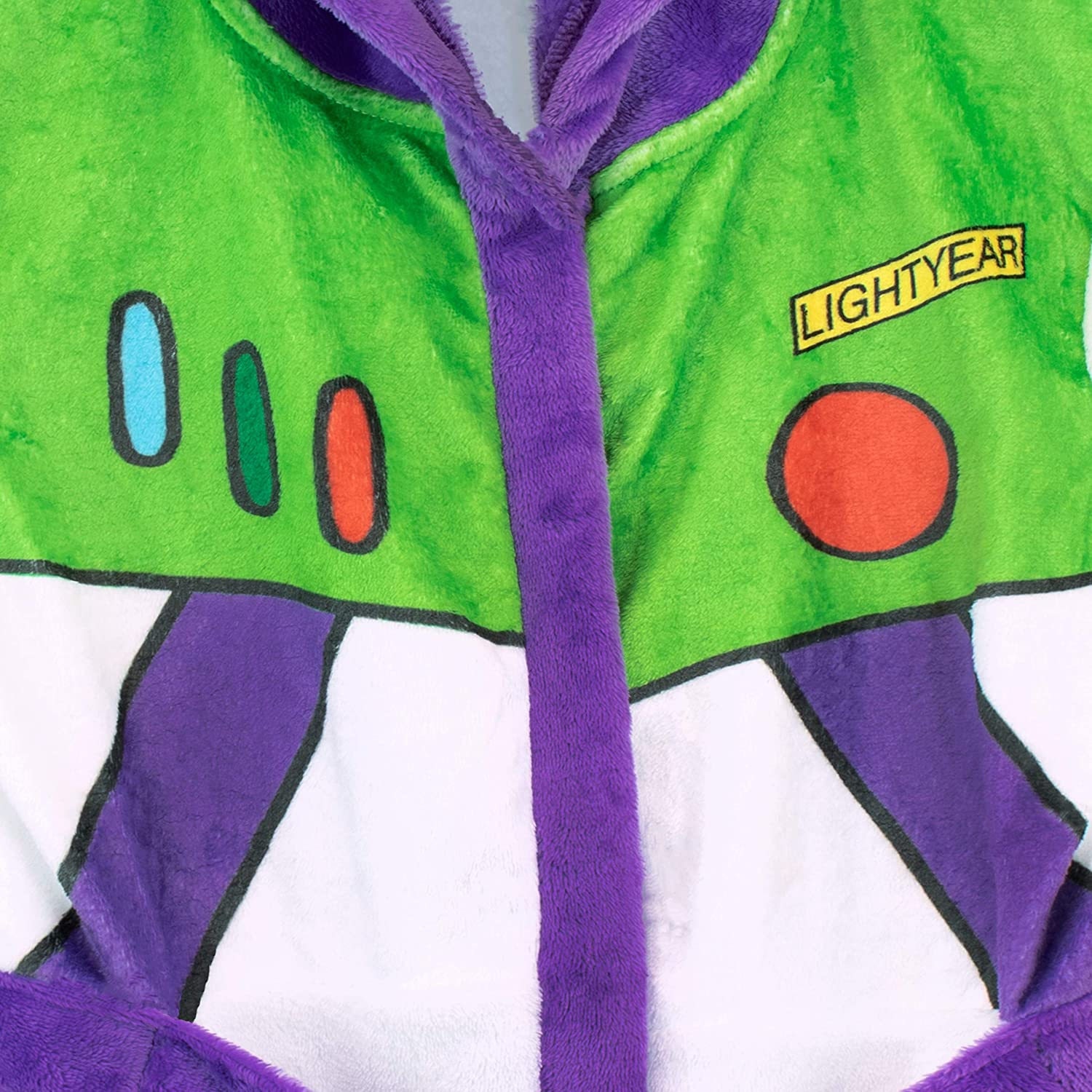 Disney Boys Toy Story Robe Buzz Lightyear