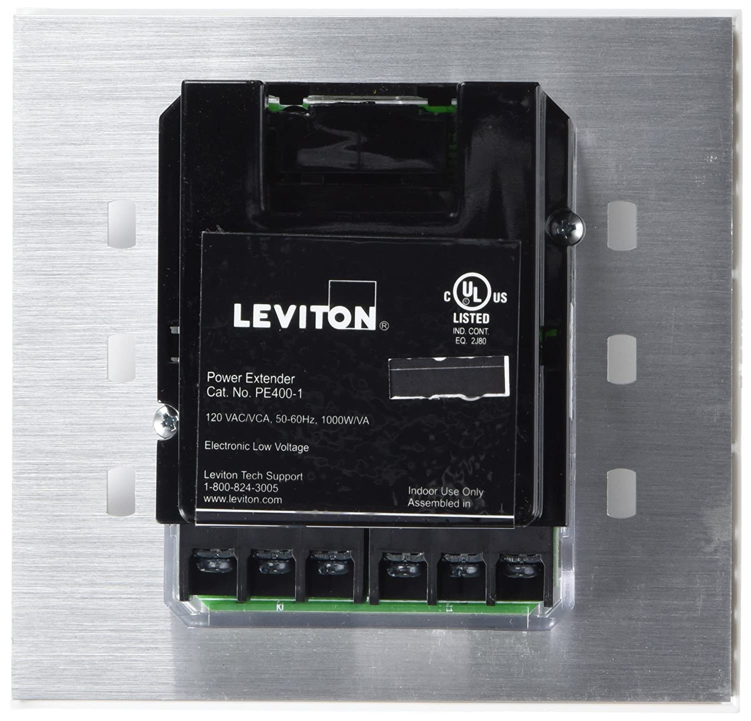 Amazon.com: Leviton PE400-10W Power Extender Electronic Low Voltage ...