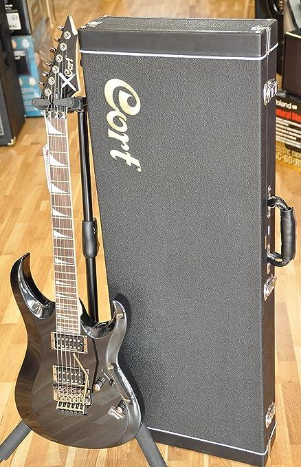 Guitarra de diseño moderno con doble cutaway: Amazon.es ...