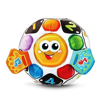 VTech Bright Lights Soccer Ball, Multicolor: Toys & Games