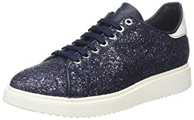 Femme Et Basses Sacs Chaussures Sneakers D Geox C Thymar CnPTqHnwp