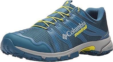 Columbia Mountain Masochist IV, Zapatillas de Trail Running para Hombre, Azul (Phoenix Blue, Zour), 46 EU: Amazon.es: Zapatos y complementos