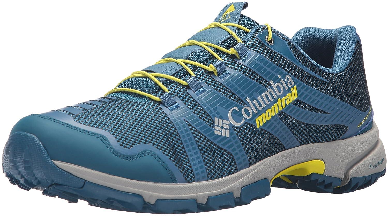 Columbia Montrail Men's Mountain Masochist IV Trail Running Shoe B072WJTX3S 12 D(M) US|Phoenix Blue, Zour