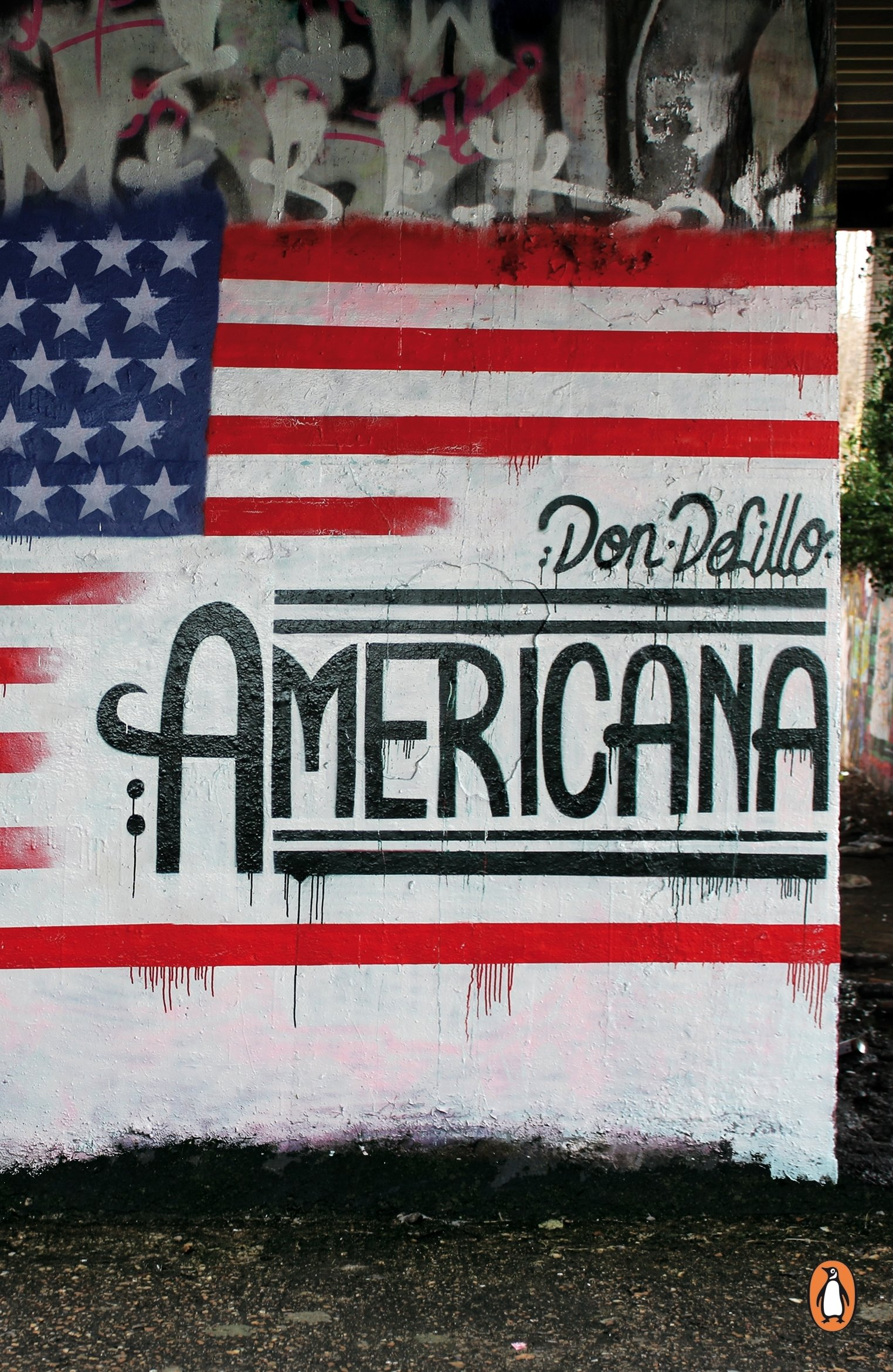 Americana (Penguin Street Art): Amazon.es: DeLillo, Don: Libros en idiomas extranjeros