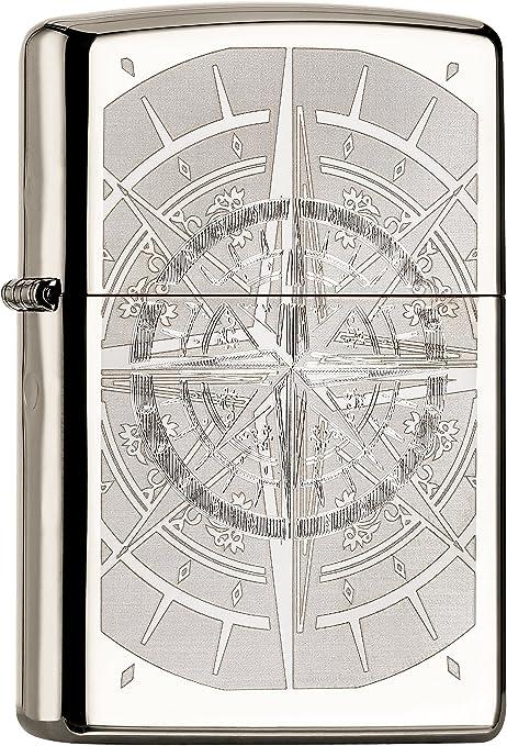 Silver Geschenke mit Namen Compass 5.5cm