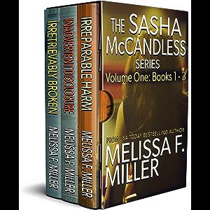 The Sasha McCandless Series: Volume 1 (Books 1-3) (The Sasha McCandless Box Set Series)