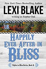 Happily Ever After in Bliss (Nights in Bliss, Colorado Book 11) Kindle Edition
