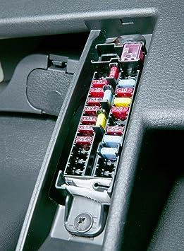 Unitec 76791 Mini Sicherungen 6 Stück Auto
