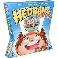 SpinMaster Card Game Hedbanz Junior