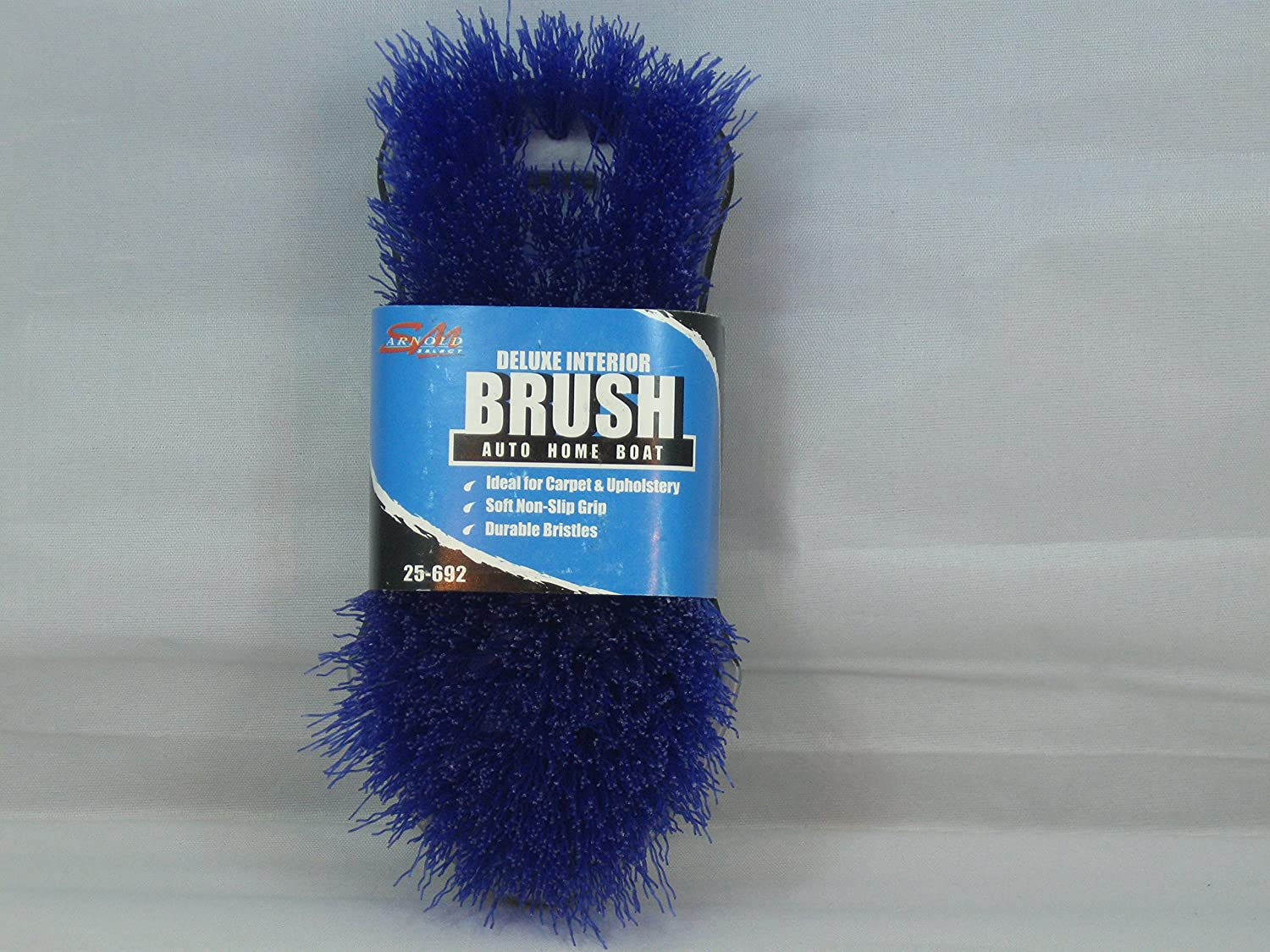 Sm Arnold Select Soft Grip Upholstery Brush