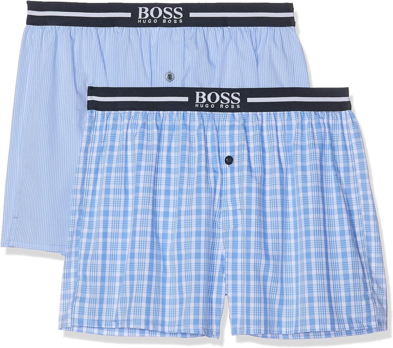 Pack of 2 BOSS Mens Pyjama Bottoms
