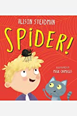Spider! Kindle Edition