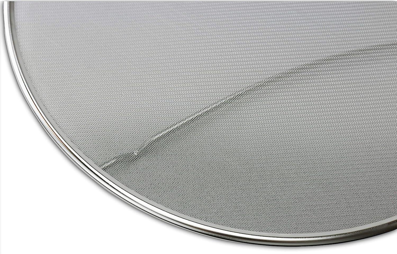 UrbanWare Premium 13 Fine Mesh Weave Splatter Screen for Frying