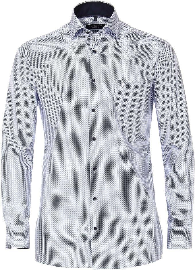 Casa Moda – Camisa de Manga Larga para Hombre de fácil Planchado Comfort Fit (303425800): Amazon.es: Ropa y accesorios