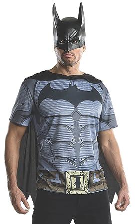 Rubies Kit Disfraz de Batman Arkham Franchise para Hombre: Amazon ...
