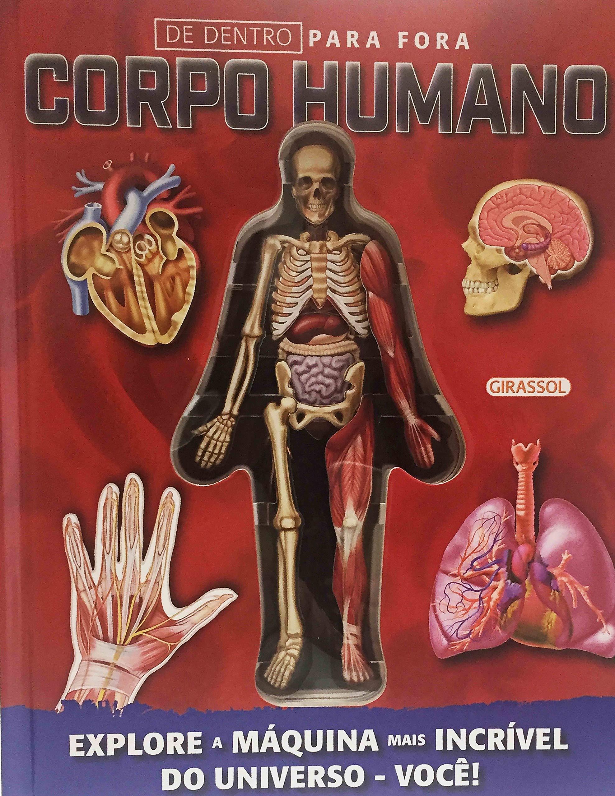 De Dentro Para Fora Corpo Humano Quarto Childrens 9788539422067 Amazon Com Books