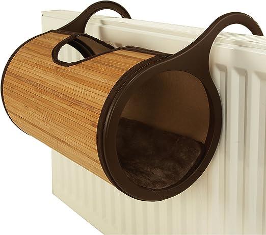 Rosewood, Cama de Gato para Colocar en radiador, Fabricada de ...