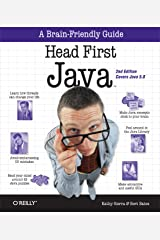 Head First Java: A Brain-Friendly Guide Kindle Edition