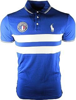 1cf567c4d384 Polo Ralph Lauren Mens Custom Fit City Polo Shirt at Amazon Men s ...