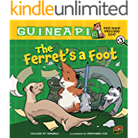 The Ferret's a Foot: Book 3 (Guinea PIG, Pet Shop Private Eye)