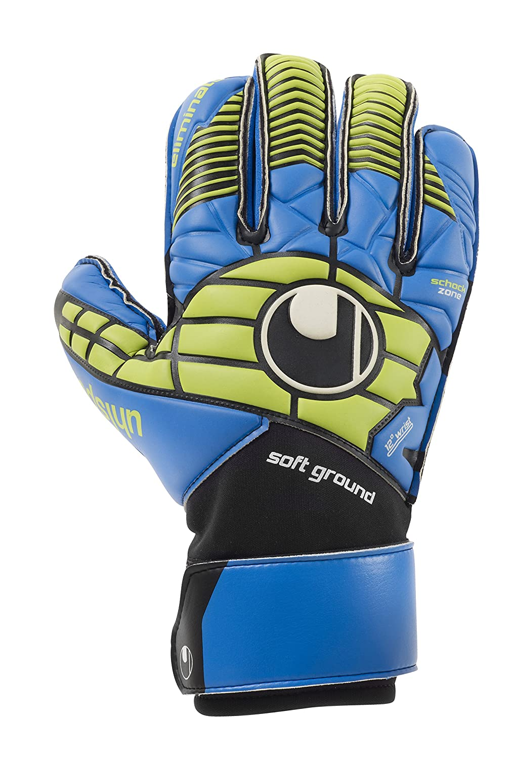 Uhlsport Herren Eliminator Soft Rf Comp Torwarthandschuhe