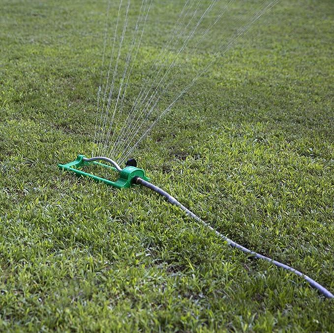 1//2 Inch DN15 Yard Garden Lawn Grass Irrigation 360° Circle Water Sprinkler Head