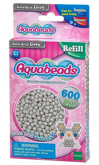 AQUABEADS Perlen hellbraun 32608 Bügelperlen Bügelbilder