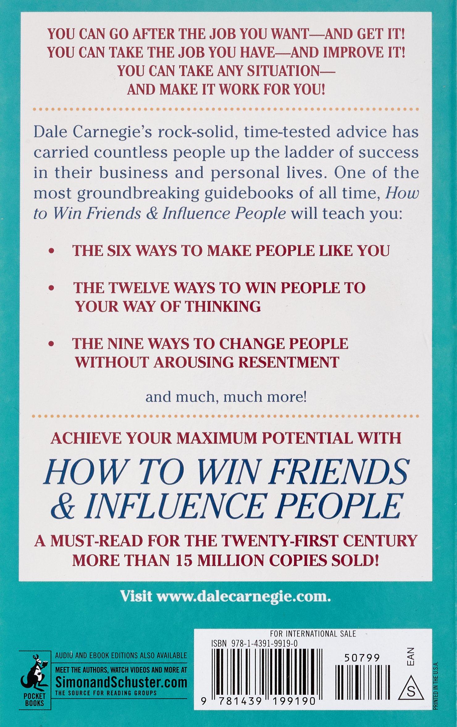 Buy How to Win Friends and Influence People Book Online at Low Prices in  India   How to Win Friends and Influence People Reviews & Ratings -  Amazon.in