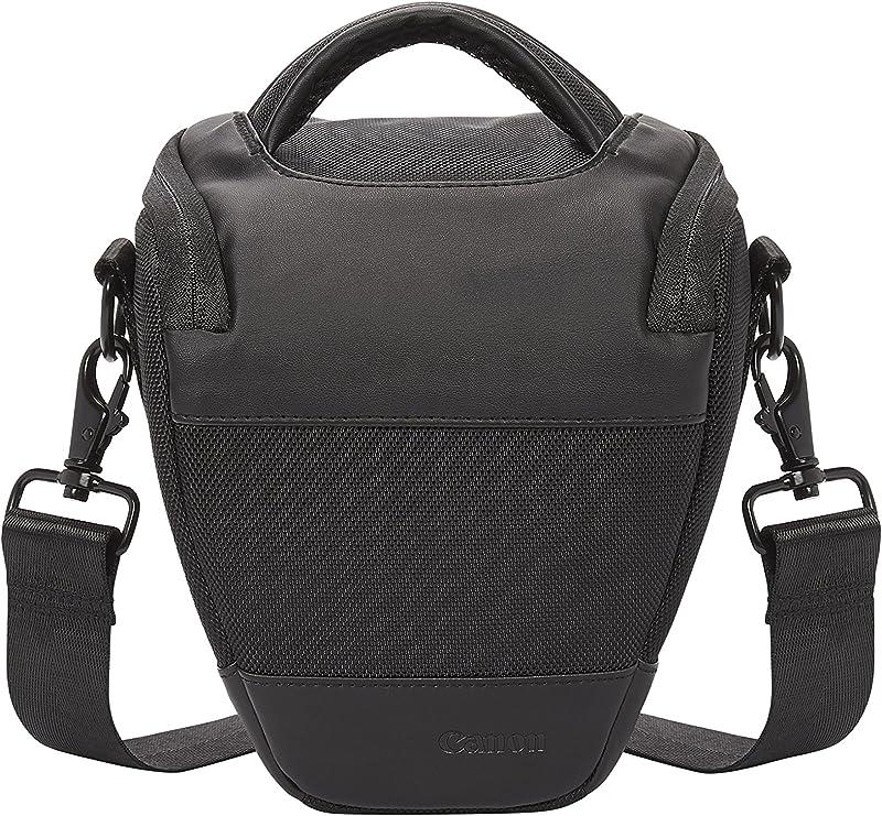 Canon HL100 - Bolsa riñonera para cámara, Color Negro: Canon ...