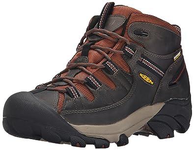 KEEN Men's Targhee II Mid Waterproof Hiking Boot (40-41 M EU/8