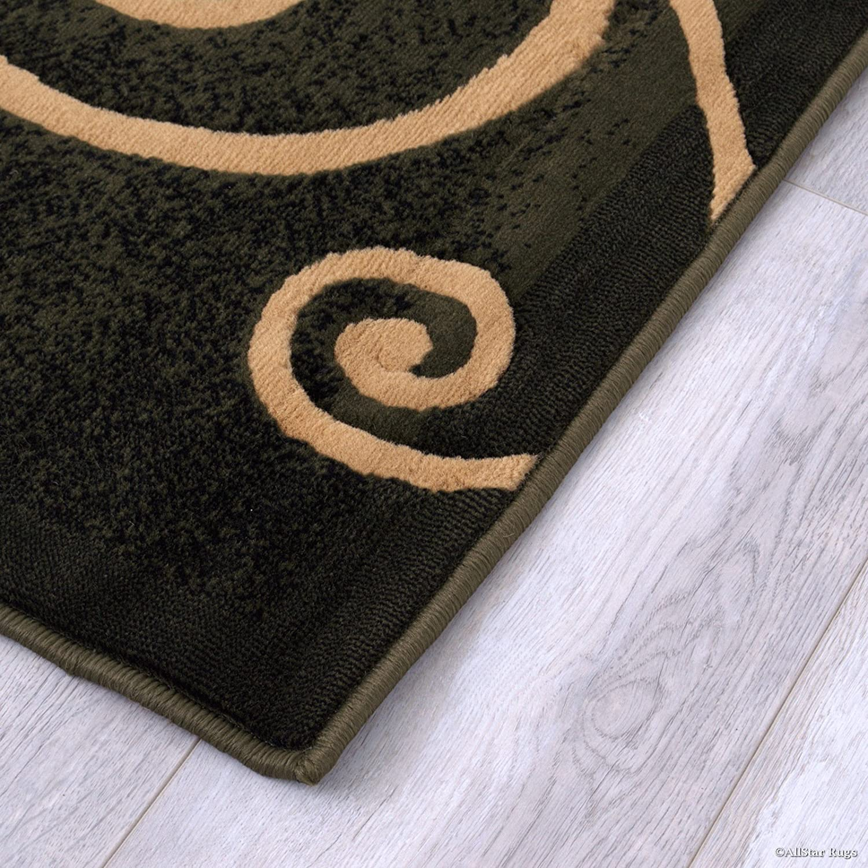 2 X 3 3 Allstar 2 X 3 Berber Modern Distressed Traditional Aubusson Design Area Rug AllStar Rugs 425023-berb-2x3