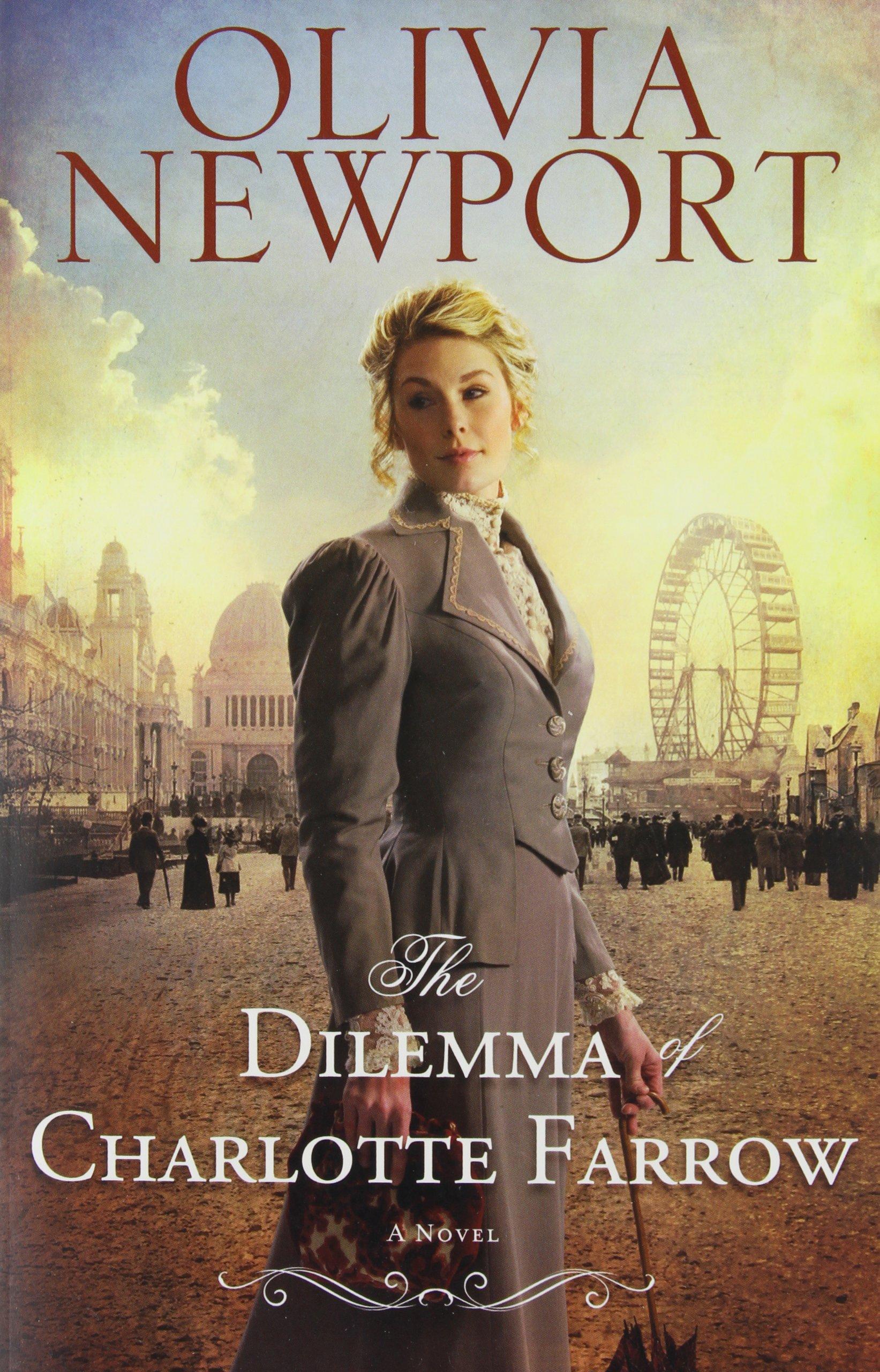 Dilemma of Charlotte Farrow, The: A Novel (Avenue of Dreams) ebook