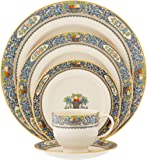 Lenox Autumn Gold-Banded Fine China 5-Piece Place Setting