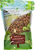Raw Almonds By Food to Live (Whole, Shelled, Unsalted, Kosher, Bulk) — 2 Pounds