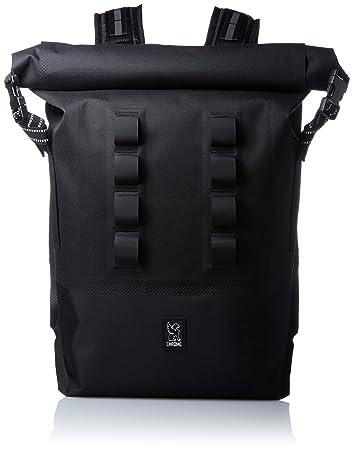 Image Unavailable. Image not available for. Color  Chrome BG-218-BKBK Black  28L Urban Ex Rolltop Backpack b26f4e977ee