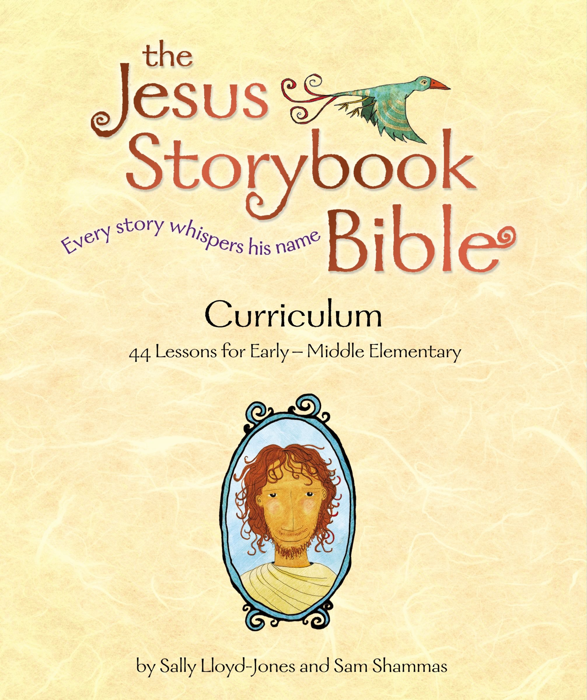 The Jesus Storybook Bible Curriculum Kit by Zondervan (Image #1)