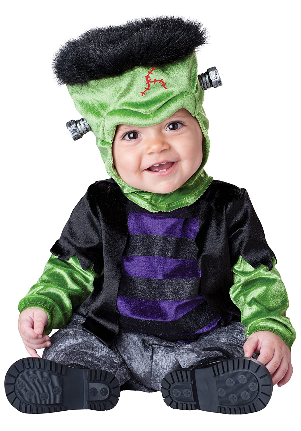 Medium (12  18 months) Infant Monster Boo Costume Medium (12  18 months)