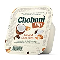 Chobani Flip Low-fat Greek Yogurt, Almond Coco Loco 5.3oz