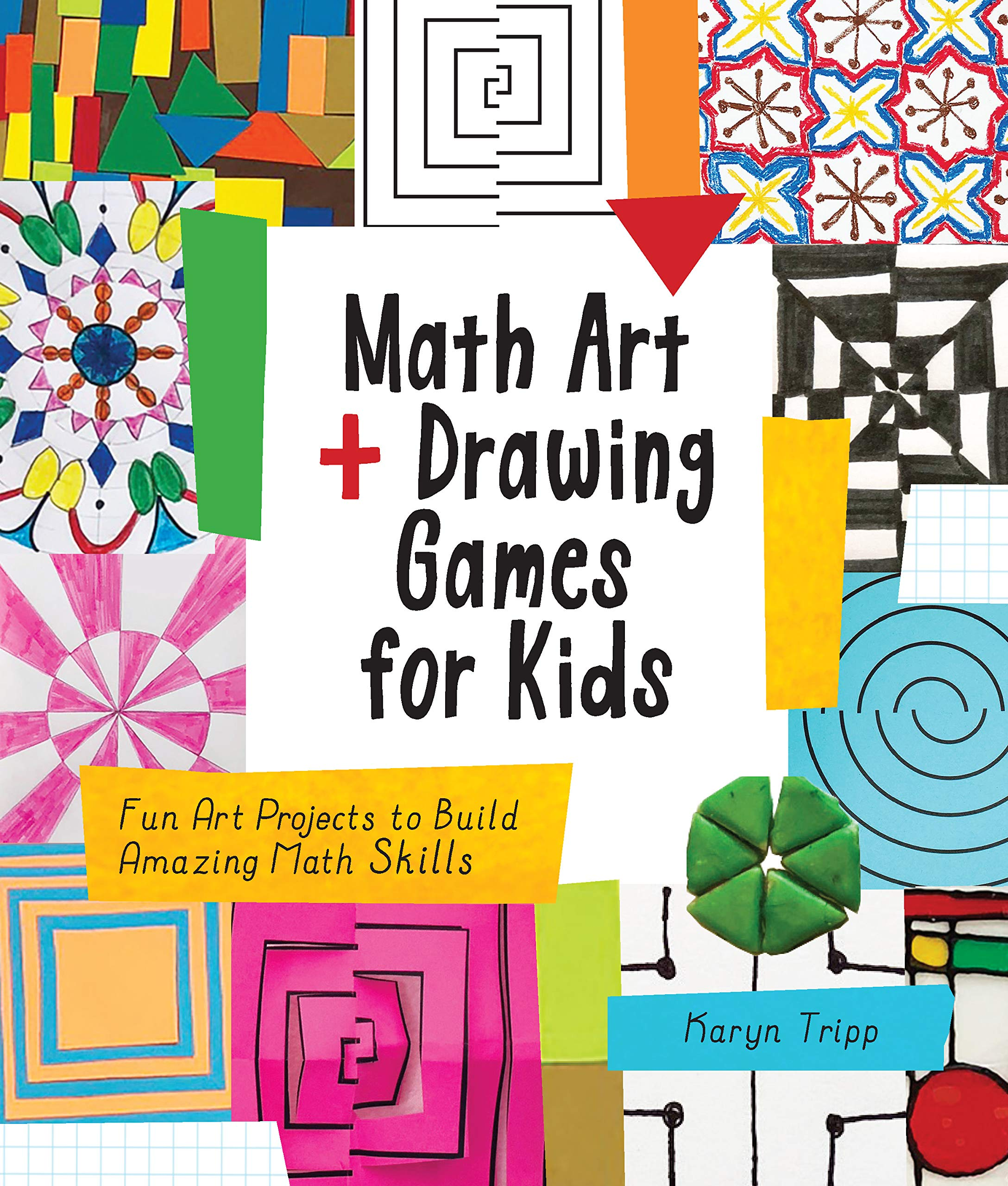 Math Art And Drawing Games For Kids Fun Art Projects To Build