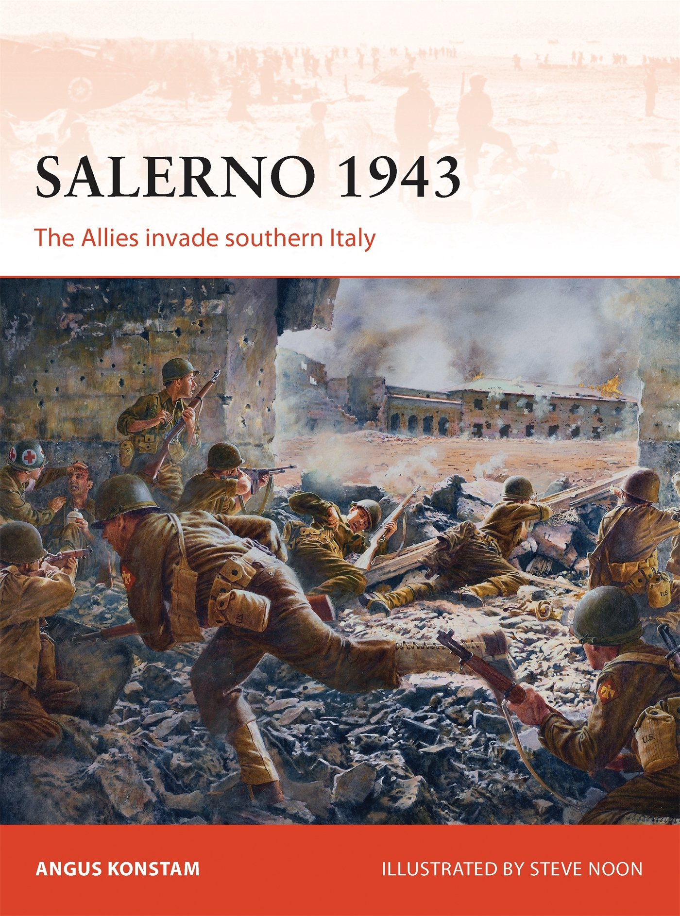 Salerno 1943: The Allies invade southern Italy (Campaign