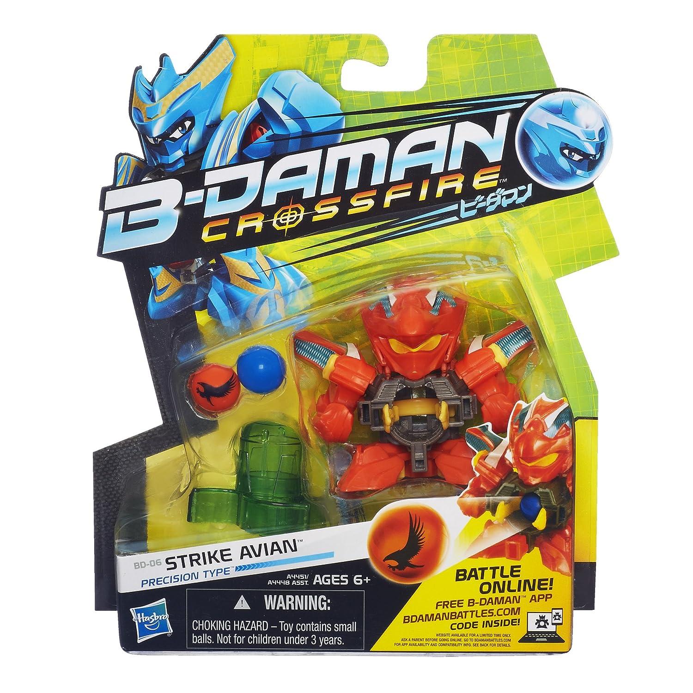 B-Daman Crossfire BD-06 Strike Avian Figure