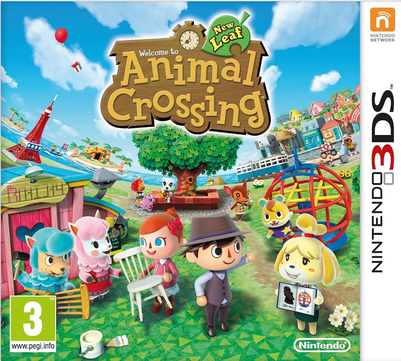 Animal Crossing : New Leaf: Amazon.es: Videojuegos