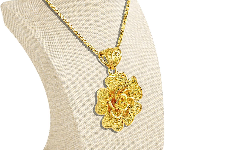 Buy P. C. Chandra Jewellers Goldlites Collection 22k (916) Yellow ...