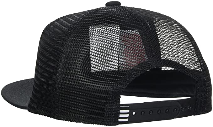 af4f97d2a982c Amazon.com: Adidas Trefoil Trucker Noir Unica: Sports & Outdoors