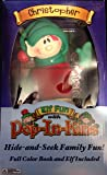 Pop-In-Kins Elf Fun with Christopher Bookset Mini (Christopher Mini)