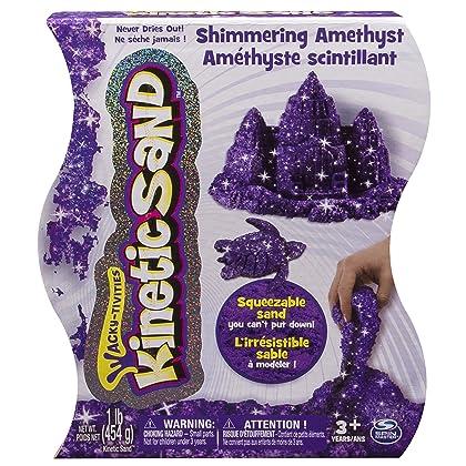 Kinetic Sand, 1lb Shimmering Purple Amethyst