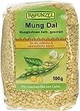 Rapunzel Mung Dal, Mungbohnen halb, geschält , 500 g