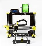 PACK IMPRESORA LEGIO 3D EN KIT CON - CAMA 200X200MM + FILAMENTO PLA AMARILLO DE 1KG 1.75mm + 1 3DLAC SPRAY DE FIJACIÓN