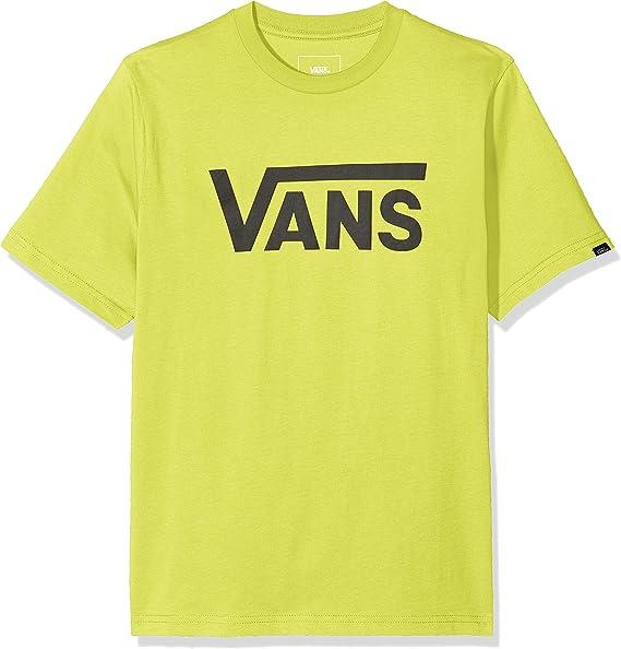 Vans Classic Boys Camiseta para Niñas: Amazon.es: Ropa y accesorios
