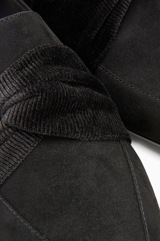 Next Damen Damen Next Loafer mit Verdrehtem Detail 2d239e